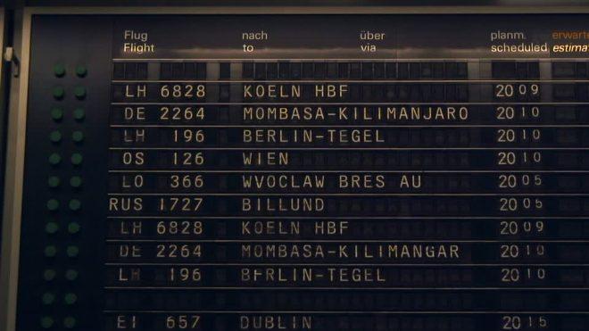 orari della compagnia aerea virtuale